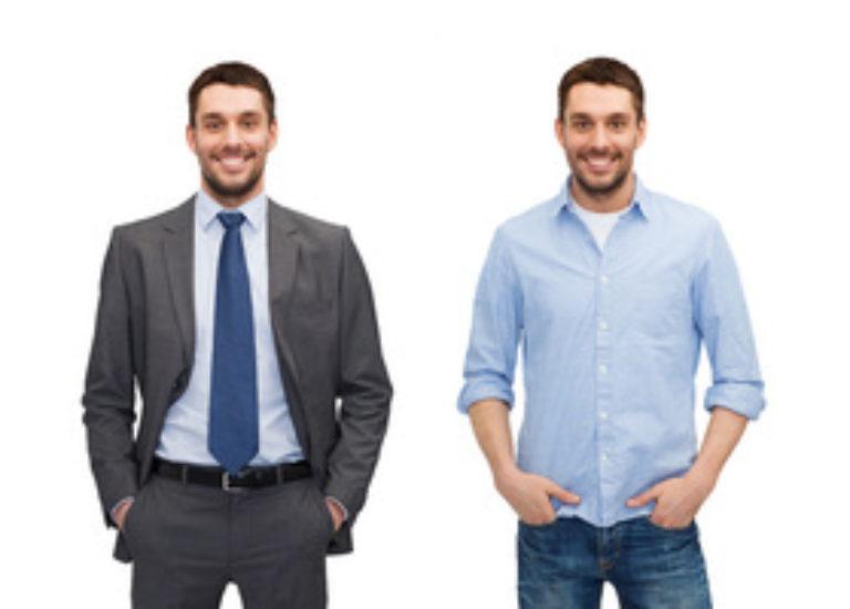 Принятый дресс-код на собеседовании